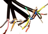 Round Flexible Shielded Cable