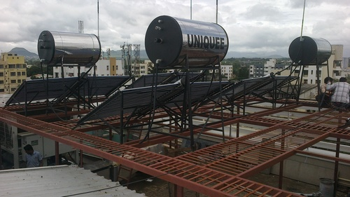 Solar Water Heater in   M.g. Road