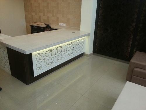 Reception Interior Designing Solutions