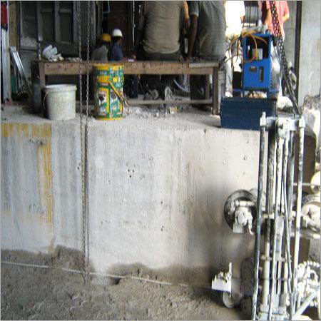 Diamond Concrete Cutting Services