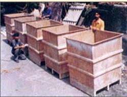FRP Rectangular Storage Tank in  Badlapur