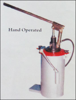 Hand Operated Lubricating Grease Pumps in  Thane (W)