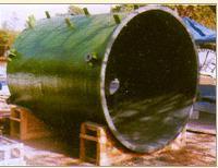 Horizontal Storage Tank in  Badlapur