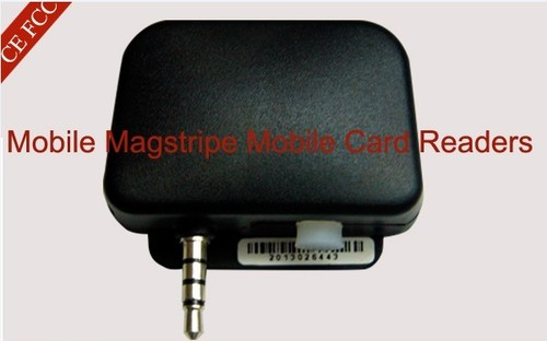 Mobile Magstripe Credit Card Reader for Mobile Payment