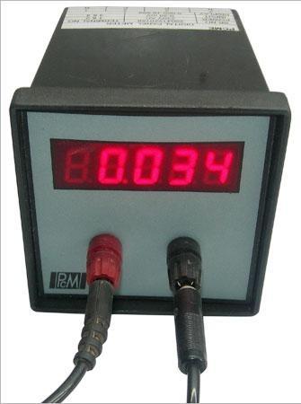 Milli Voltage Meter