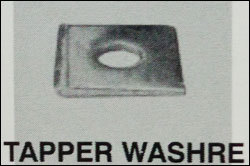Tapper Washer