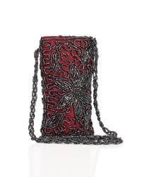 Beaded Mobile Pouch