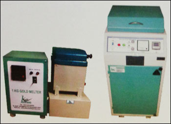 Jewelery Gold Induction Melter