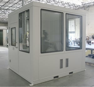 Operator Soundproof Cabins