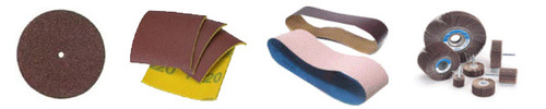 Bonded And Coated Abrasives