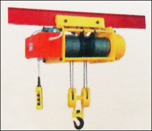 Single Girder Electrical Hoist