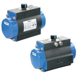 Pneumatic Rack And Pinion Actuators