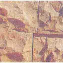 Facade Natural Finish Pattern Stone in  Sukher