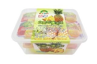 Pineapple Flavor Jelly Box (D004)
