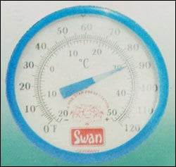 Dial Type Room Thermometer