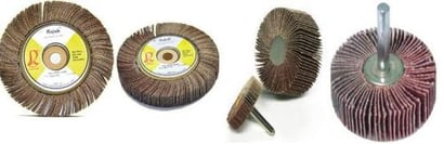 Flap Wheels And Mops
