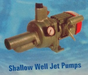 PP Type Shallow Well Jet Pumps