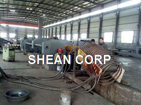 Carbon Steel Elbow Maker Machine