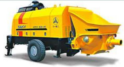 Concrete Pump Rental Service