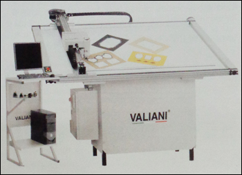 Supreme Computerised Mat Cutting Machine In New Delhi