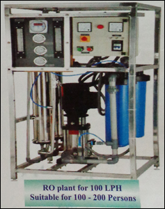 100 Lph Ro Plant in  Okhla Indl. Estate