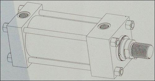 Hydraulic Cylinders - Type Dck
