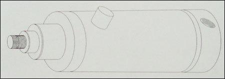Hydraulic Cylinders - Type Ddt