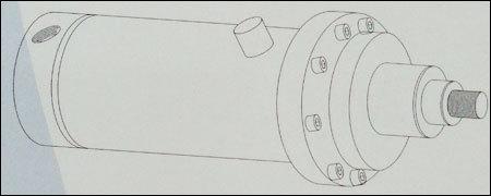 Hydraulic Cylinders - Type Ddw