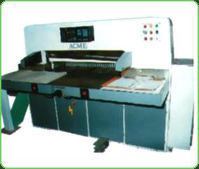 Press And Print Finishing Machine