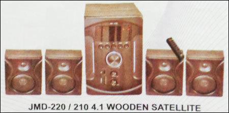 Jmd 220 Speaker System