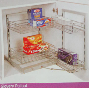 Kitchen Glovery Pullout