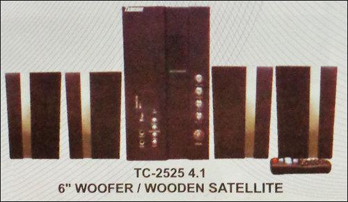 Tc 2525 Woofer System