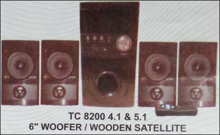 Tc 8200 Woofer System