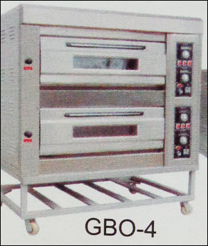 Baking Oven (Gbo-4)