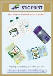 Pesticides And Agrochemical Labels