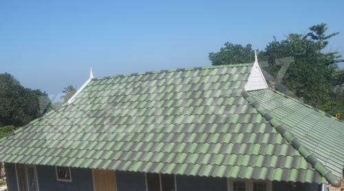 Green Color Roof Tiles at Best Price in Thodupuzha, Kerala | SIREX DESIGNER  TILES (INDIA) PVT. LTD.