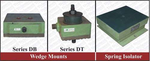 Machinery Mounts