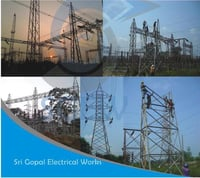 Electrical Tower Erection Service