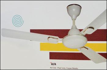 Alfa Ceiling Fan in  Jeedimetla