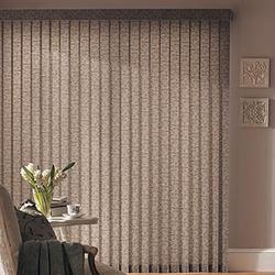 Vertical Fabric Blind