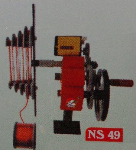 Motor Coil Winding Machine (NS 49) in  Bapunagar