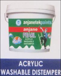 Anjane Tek Pearl Acrylic Washable Distemper