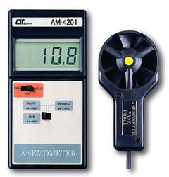Digital Anemometer Vane And Hotwire