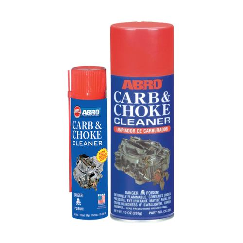 Abro Carb And Choke Cleaner