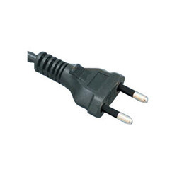 Two Pin Power Cord