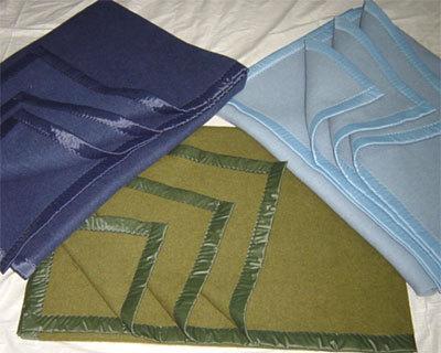 Woolen Military Defense Blankets