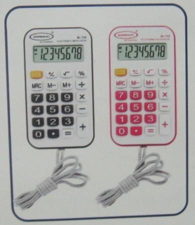 8 Digit Portable Calculator (Bl-100)