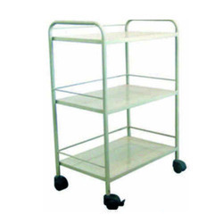 Movable Hospital Trolley