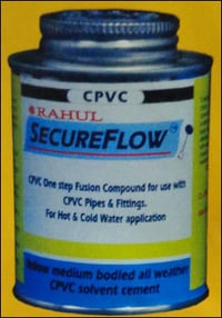 Cpvc Heavy Duty Solvent Cement