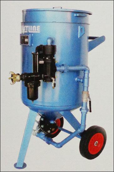Blasting Machine (Bl 24650 Automatic And Manual)